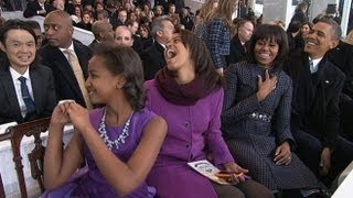 First Family Inaugural Cam