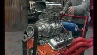 V8 COMPRESSER TONDEUSE A GAZON