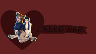 Meme ~ I need her   Мне нужна она    Avakin Life