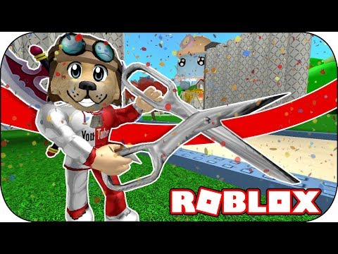 ROBLOX - ¡Se inaugura mi parque! - TroyanoNano Park