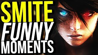 BELLONA IS BAD PLEASE BUFF! (Smite Funny Moments)
