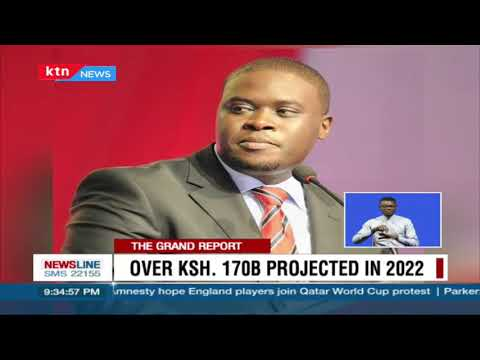 The Grand Report: How IEBC will spend Ksh.170 billion projected in 2022 polls