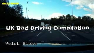 UK Bad Driving, Dash Cam compilation 2019 Episode 2