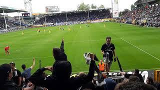 Charleroi vs fc brugge le 1 à 0
