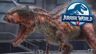 CARNOTAURUS IS HERE!! - Jurassic World Alive | Ep17 ( Jurassic GO )