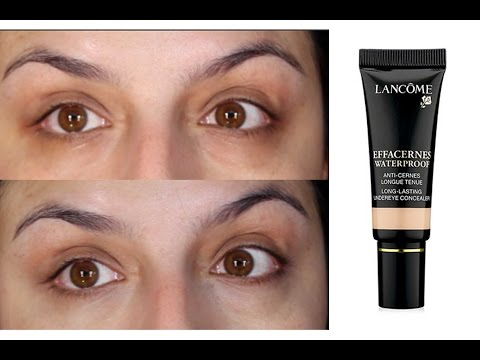 My Comparison Of Lancome Effacernes With Other Popular Brands I ...