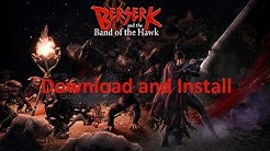 How to Download and Install Berserk And The Band Of The Hawk