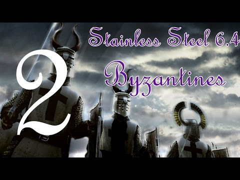 Stainless Steel: The Byzantine Empire - 2, Battle for Constantinople