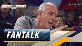 Stöger-Rauswurf: Basler redet sich in Rage | SPORT1 FANTALK