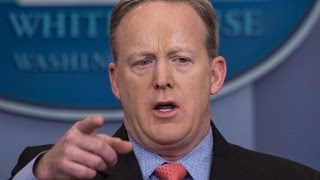 Tapper hits Spicer for scolding media on use of word ...