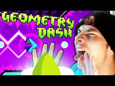 Geometry Dash ~ WASABI CHALLENGE (Hexagon Force, Blast Processing)