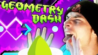 Geometry Dash ~ WASABI CHALLENGE (Hexagon Force, Blast Processing)