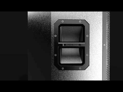 Serie ETX de Electro-Voice
