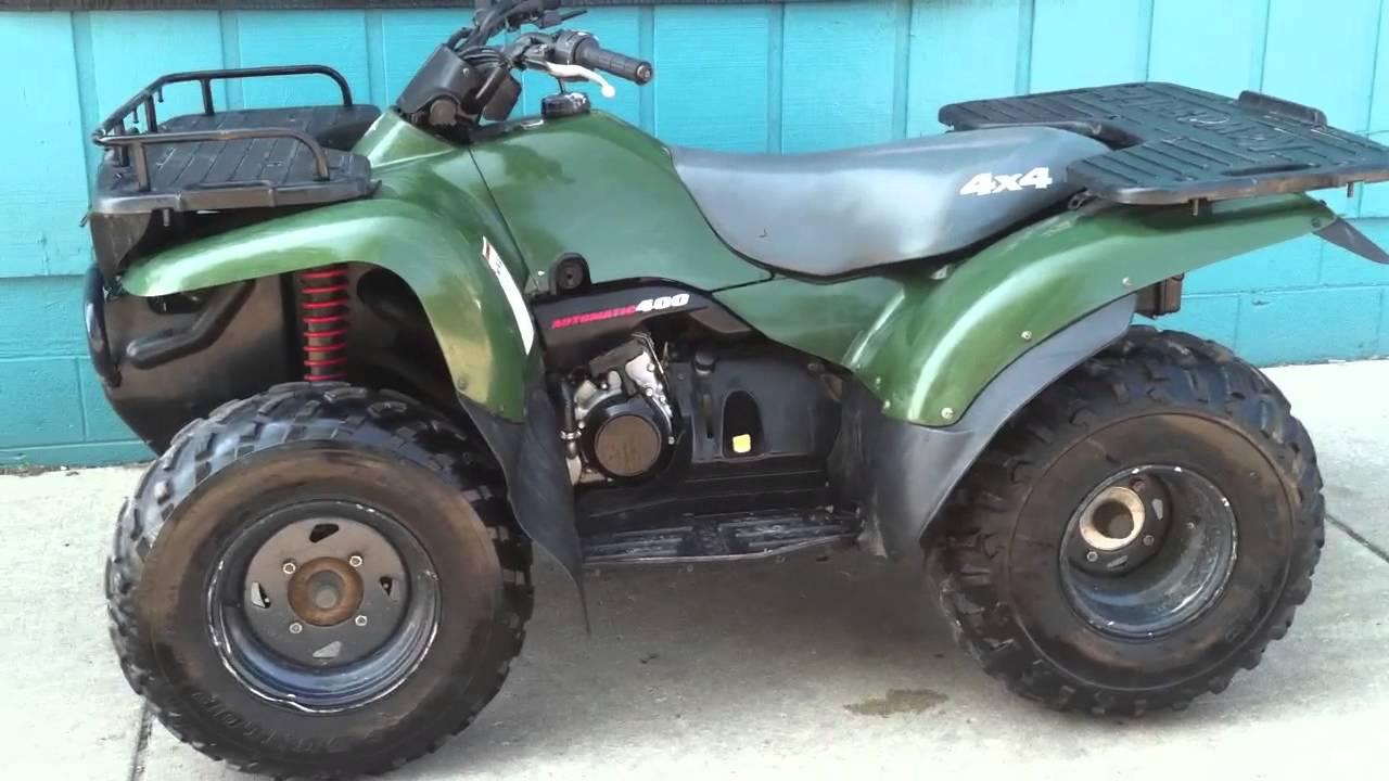 Kawasaki Prairie X