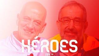 HÉROES | El gol de JUAN SEÑOR y la ayuda de sanitarios como RAFAEL CABALLERO | AS