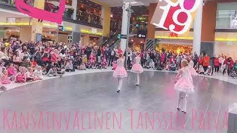 Kansainvälisen Tanssin Päivän Tapahtuma  Mikkeli  MyDay