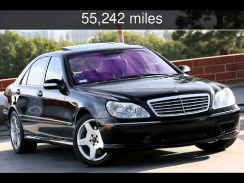 2004 mercedes benz s600 5 5l used cars burbank for 2004 mercedes benz s600