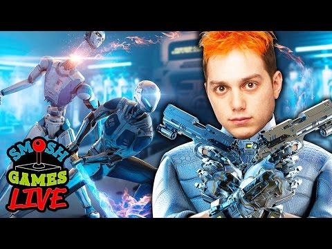 RAW DATA VR LIVE! (Smosh Games Live)