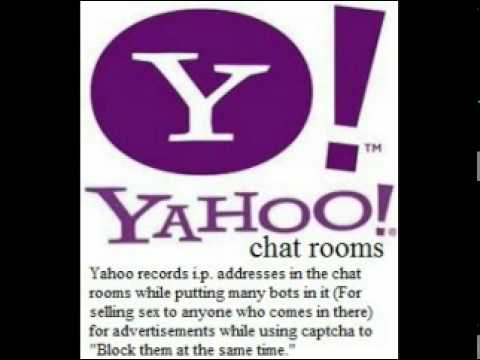 Yahoo Chat Rooms (Part One)