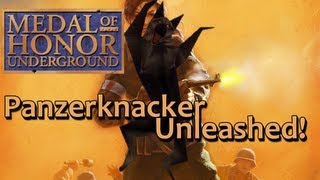 Medal of Honor: Underground - Panzerknacker Unleashed!