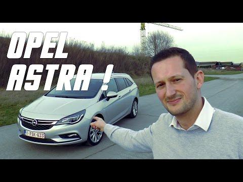 Essai Opel Astra K Sports Tourer 1.6 CDTi Innovation (1/2)