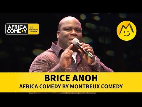 Brice Anoh - Africa Comedy by Montreux Comedy