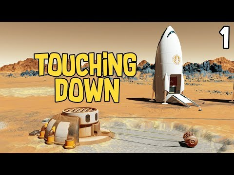 Touchdown on the Red Planet - Surviving Mars Gameplay - Part 1 thumbnail