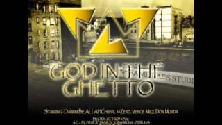 Track 7 Taking Risks---God in the Ghetto --Fame Labs---Darkim Ft Dm Legend