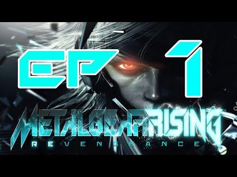 Metal Gear Rising Revengeance: Guard Duty
