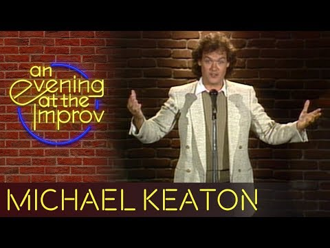 Michael Keaton  An Evening at the Improv
