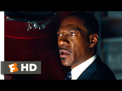 Tower Heist (2011) - Ferrari In An Elevator Scene (9/10) | Movieclips