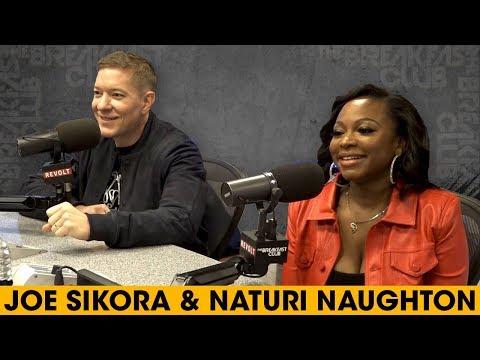 Joseph Sikora & Naturi Naughton Talk 'Power' Season 6, Breaking Character, Spin-offs + More