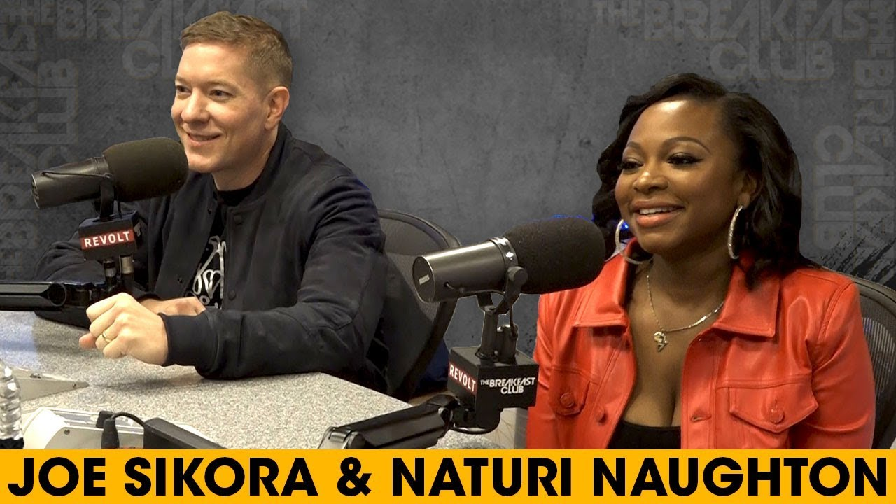 Joseph Sikora & Naturi Naughton Talk 'Power' Season 6, Breaking Character, Spin-offs +