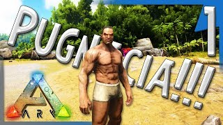 PUGGY ISLAND! | ARK: Pooping Evolved Modded Pugnacia Island Gameplay/Let's Play E1