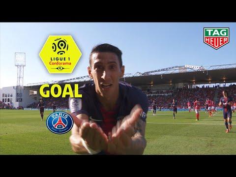 Goal Angel DI MARIA (40') / Nîmes Olympique - Paris Saint-Germain (2-4) (NIMES-PARIS) / 2018-19