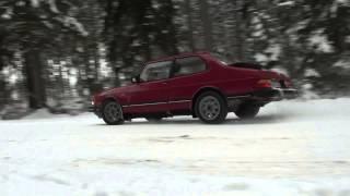 Saab 90 With Wankel