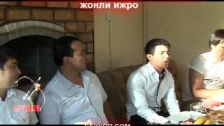 Озодбек Назарбеков ва Хумоюн Мирзо жонли ижро