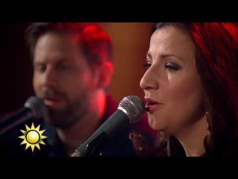 """Sonja Aldén - """"Meningen med livet"""" - Nyhetsmorgon (TV4)"""