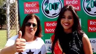 Miss Santa Luzia, na Final da Primeira Divisão Luziense - 16/07/2017