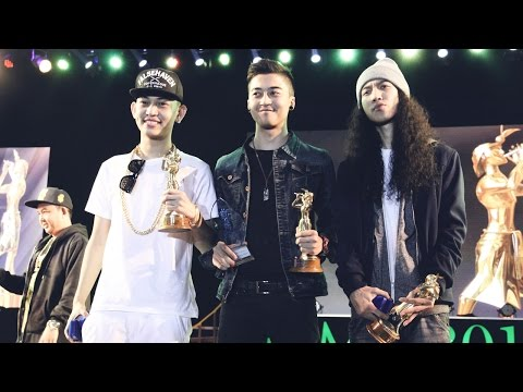 2014 Myanmar Music Award In Yangon - Part 2