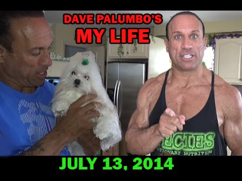 Dave Palumbo's My Life: July 13, 2014