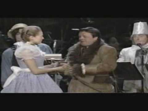 Nathan Lane As The Cowardly Lion Sings 'If I Only Had A Nerve'