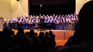 2015 CCS High School Honor Choir - It
