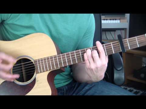 Adele - Rolling In The Deep - Guitar Tutorial (LEARN IT IN MINUTES!!)