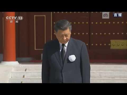 Сегодня в Китае День траура по жертвам COVID 19