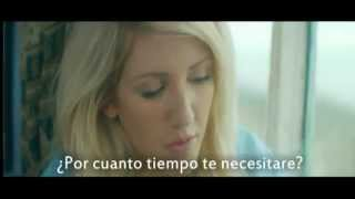 Ellie Goulding - How long will I love you (Sub en Español) [AUDIO Y VIDEO OFICIAL]