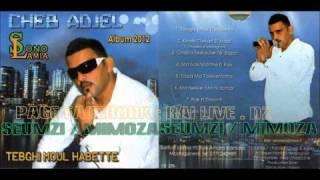 Cheb Adjel   Tebghi Moul El Habette 2012 EXCLU   YouTube