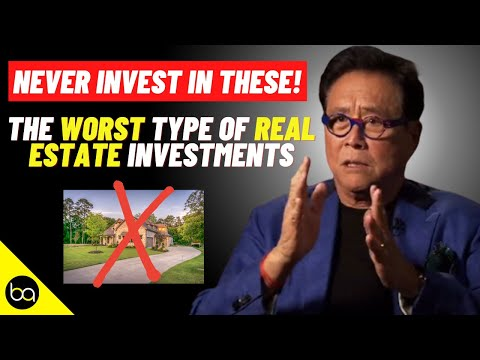 NEVER Invest in These 7 Types Of  Real Estate Properties in 2021! (Part 2) | Robert Kiyosaki