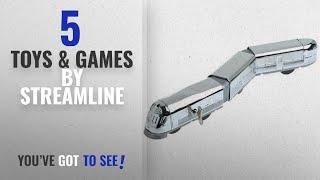 Top 10 Streamline Toys & Games [2018]: Streamline Train Wind Up