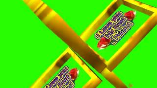 Happy Friendship Day Green Screen Effects - Happy Friendship Day speciel 3D Animated Video No 81